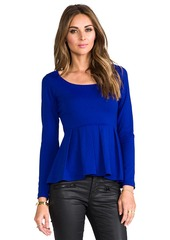 Susana Monaco Eva Top in Royal