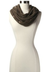 Laundry by Shelli Segal Women's Drop-Stitch Rib Cable Knit Infinity Scarf