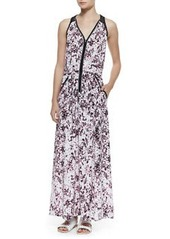 Love In Havana Printed Maxi Dress   Love In Havana Printed Maxi Dress