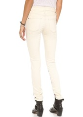 James Jeans Twiggy Front Zip Skinny Jeans