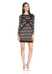 Tracy Reese Women's Spliced Shift Dress