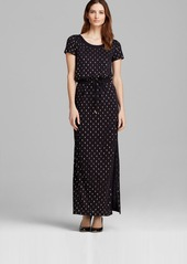 MICHAEL Michael Kors Studded Maxi Dress