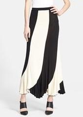 Jean Paul Gaultier Stripe Maxi Skirt