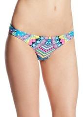 Mara Hoffman Women's Naga Low-Rise Bikini Bottom