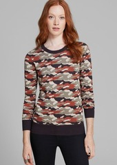 FRENCH CONNECTION Sweater - Camo Knit