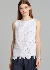 Calvin Klein Shifli Embroidered Top