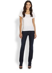 Citizens of Humanity Arley High-Rise Straight-Leg Jeans