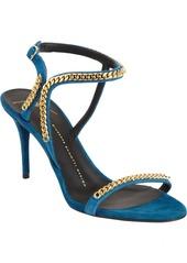 Giuseppe Zanotti Chain-Trimmed Sandal