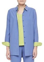 Go Silk Colorblocked Shirt