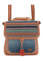 The Sak Ventura Leather Backpack