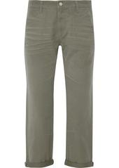 AG Jeans Ex-Boyfriend Crop mid-rise jeans