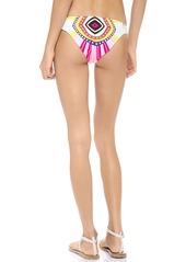 Mara Hoffman Rays Low Rise Bikini Bottom