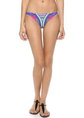 Mara Hoffman Basket Weave Bikini Bottoms
