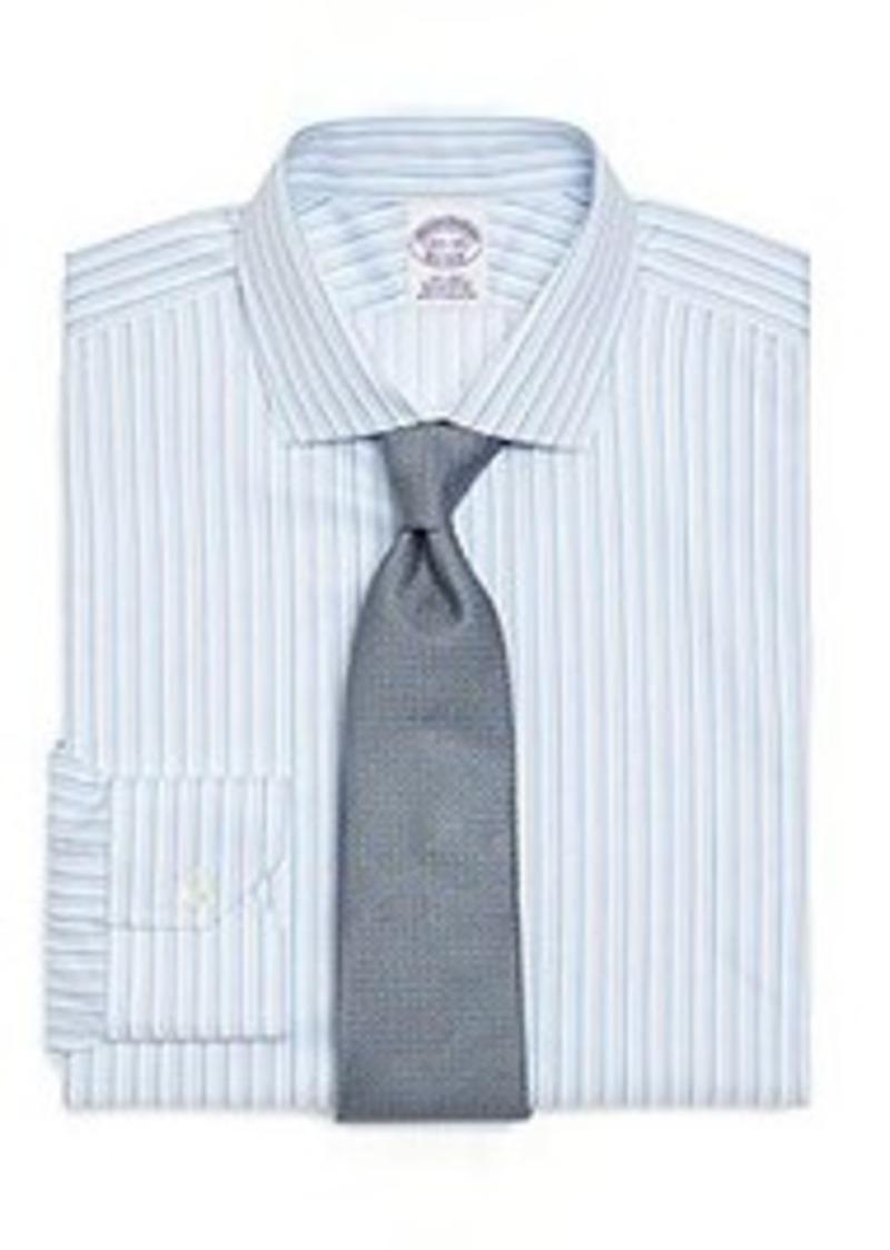 Brooks Brothers Supima Cotton Non Iron Regular Fit Triple