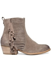 Kenneth Cole Reaction Women's Raw DY Fringe Booties