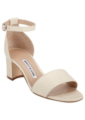 Manolo Blahnik Lauratomod Ankle-strap Sandals