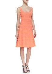 Synthesizer Pattern-Stripe Dress   Synthesizer Pattern-Stripe Dress