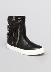 Giuseppe Zanotti High Top Sneakers - London Buckle Boot