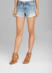 J Brand Shorts - Carly Cutoff in Reflection