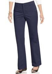 Charter Club Petite Straight-Leg Pants