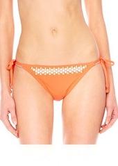 Studded Tie-Side Swim Bottom   Studded Tie-Side Swim Bottom