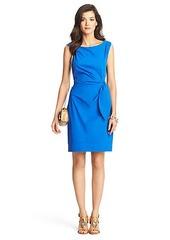 New Della Ruched Sheath Dress