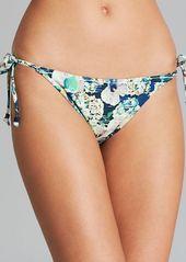 Nanette Lepore Hula Hibiscus Vamp Bikini Bottom