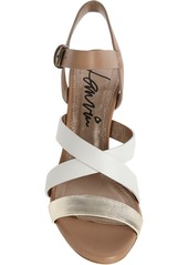 Lanvin Strappy Open Toe Sandal