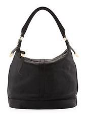 Foley + Corinna Jet Set Zip Shoulder Tote Bag, Black