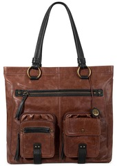The Sak Iris Leather Utility Tote