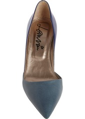 Lanvin Low-Cut Side Pump