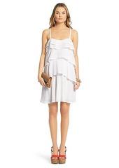 Avery Cotton Tiered Dress
