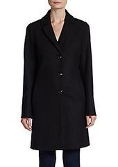 Cinzia Rocca DUE Wool-Blend Coat