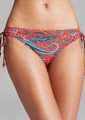 Shoshanna Portland Paisley String Bikini Bottom