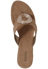 Alfani Women's Franca Ornament Thong Sandals