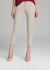 AG Adriano Goldschmied Jeans - Exclusive Prima Crop in Havana
