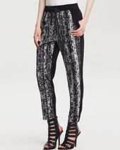 Kenneth Cole New York Brody Python Print Pants