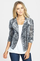 Kenneth Cole New York 'Ella' Jacket (Petite) (Petite)