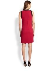 Etro Sleeveless Paisley-Print Shift Dress