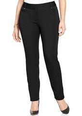 Alfani Plus Size Skinny-Leg Pants