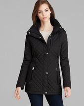 Calvin Klein Jacket - Hooded Quilted