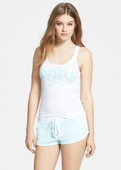 Betsey Johnson Baby Terry Shorts