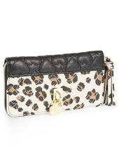 Betsey Johnson 'Be My Everything' Zip Around Wallet