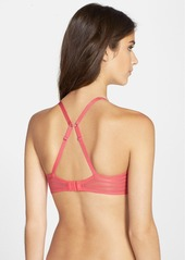 Betsey Johnson 'Stocking Stripe' Underwire T-Shirt Bra
