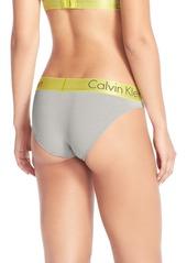 Calvin Klein 'Dual Tone' Bikini (Nordstrom Online Exclusive)