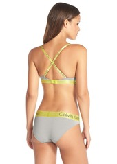 Calvin Klein 'Dual Tone Natural Lift' Convertible Underwire T-Shirt Bra