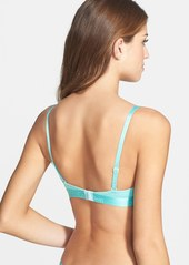 Calvin Klein 'Dual Tone Natural Lift' Convertible Underwire T-Shirt Bra