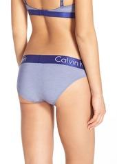 Calvin Klein Two-Tone Bikini (Nordstrom Online Exclusive)