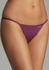 Calvin Klein Underwear Bikini - Sleek String #D3510