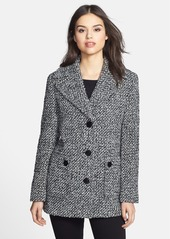 Calvin Klein Wool Blend Single Breasted Jacket